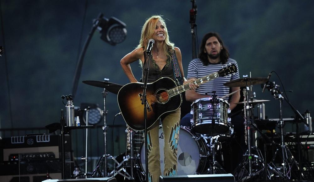 Sheryl Crow performs at Artpark on Sept. 4. (Buffalo News file photo)