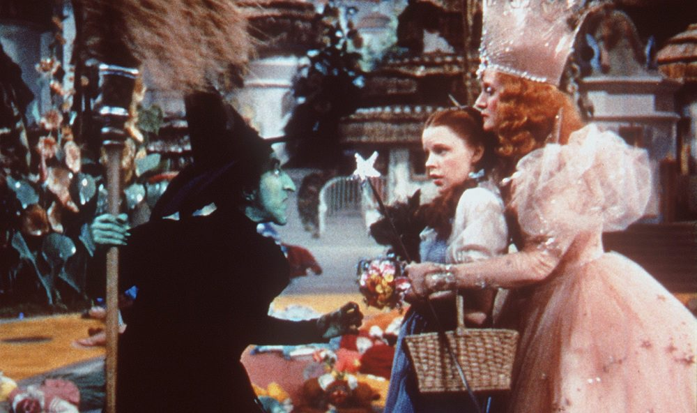 "The classic ""Wizard of Oz"" will be shown on Aug. 15 at Chestnut Ridge."