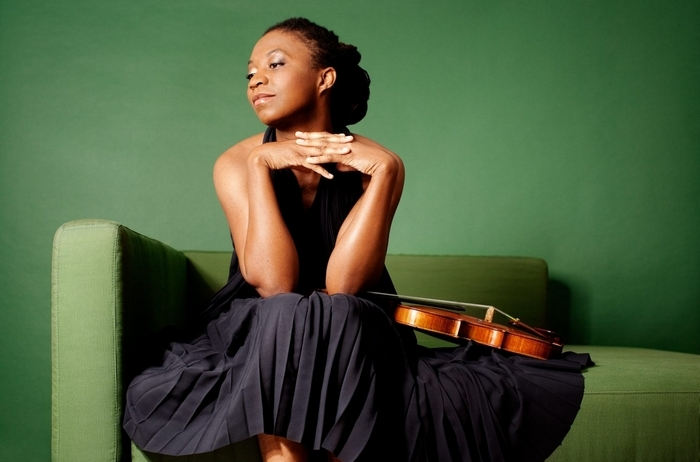 "Acclaimed violinist Taj Murray will perform Lalo's atmospheric ""Symphonie Espagnol"" with the BPO in November. (© Julia Wesely)"