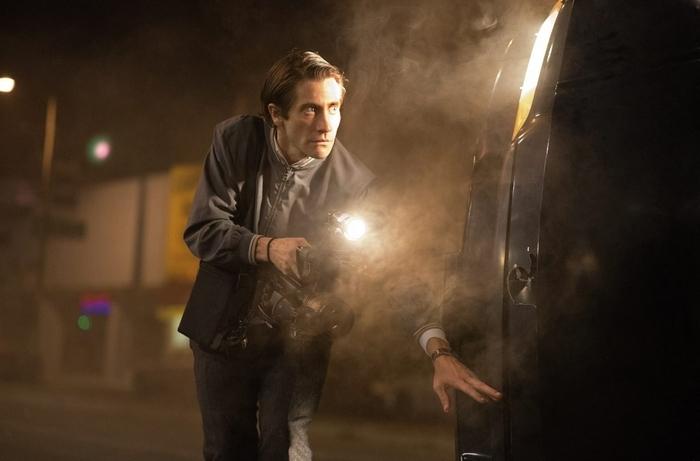 "Jake Gyllenhaal gives an Oscar-worthy performance in ""Nightcrawler."""
