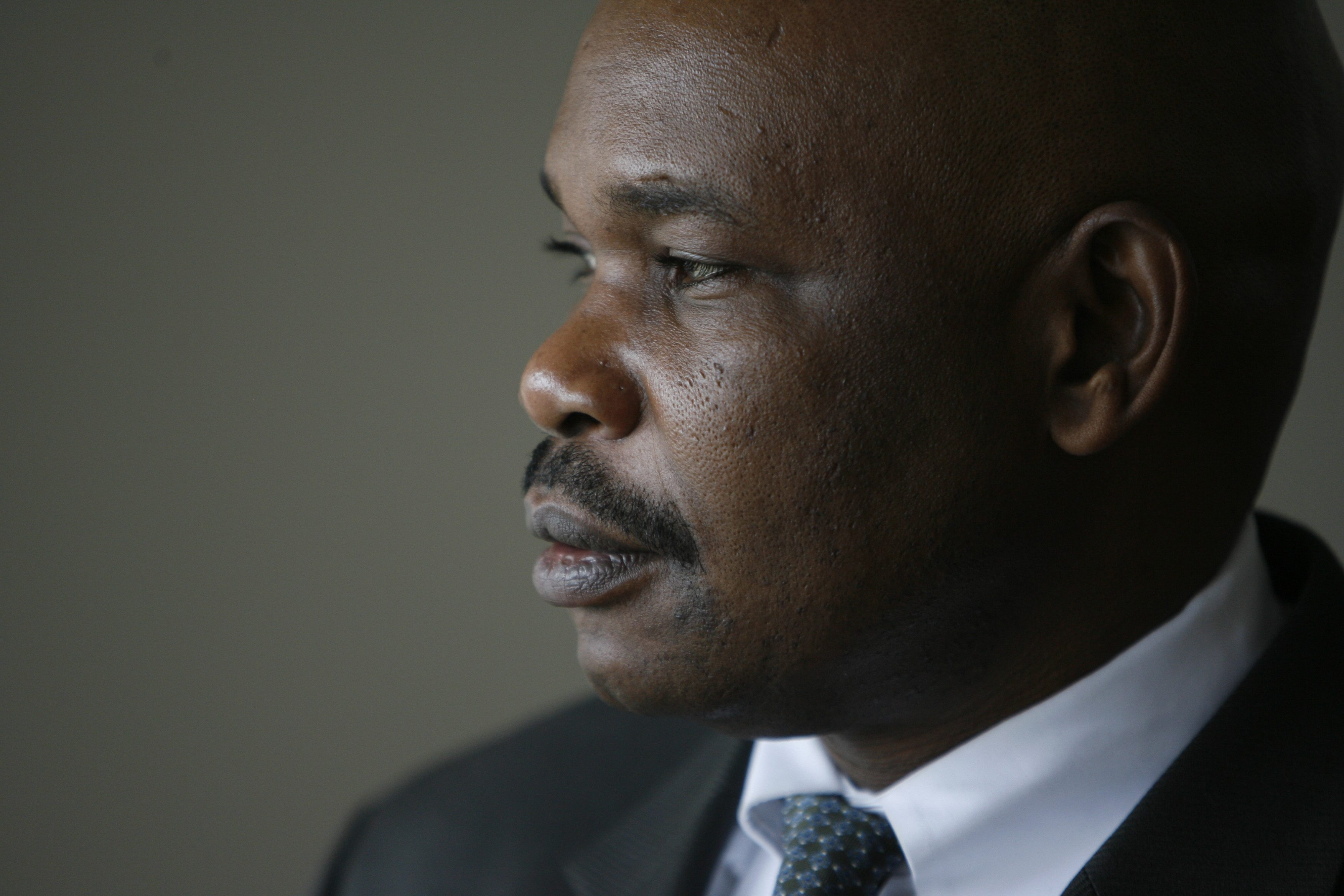 Makau Mutua. Photo by Derek Gee/Buffalo News
