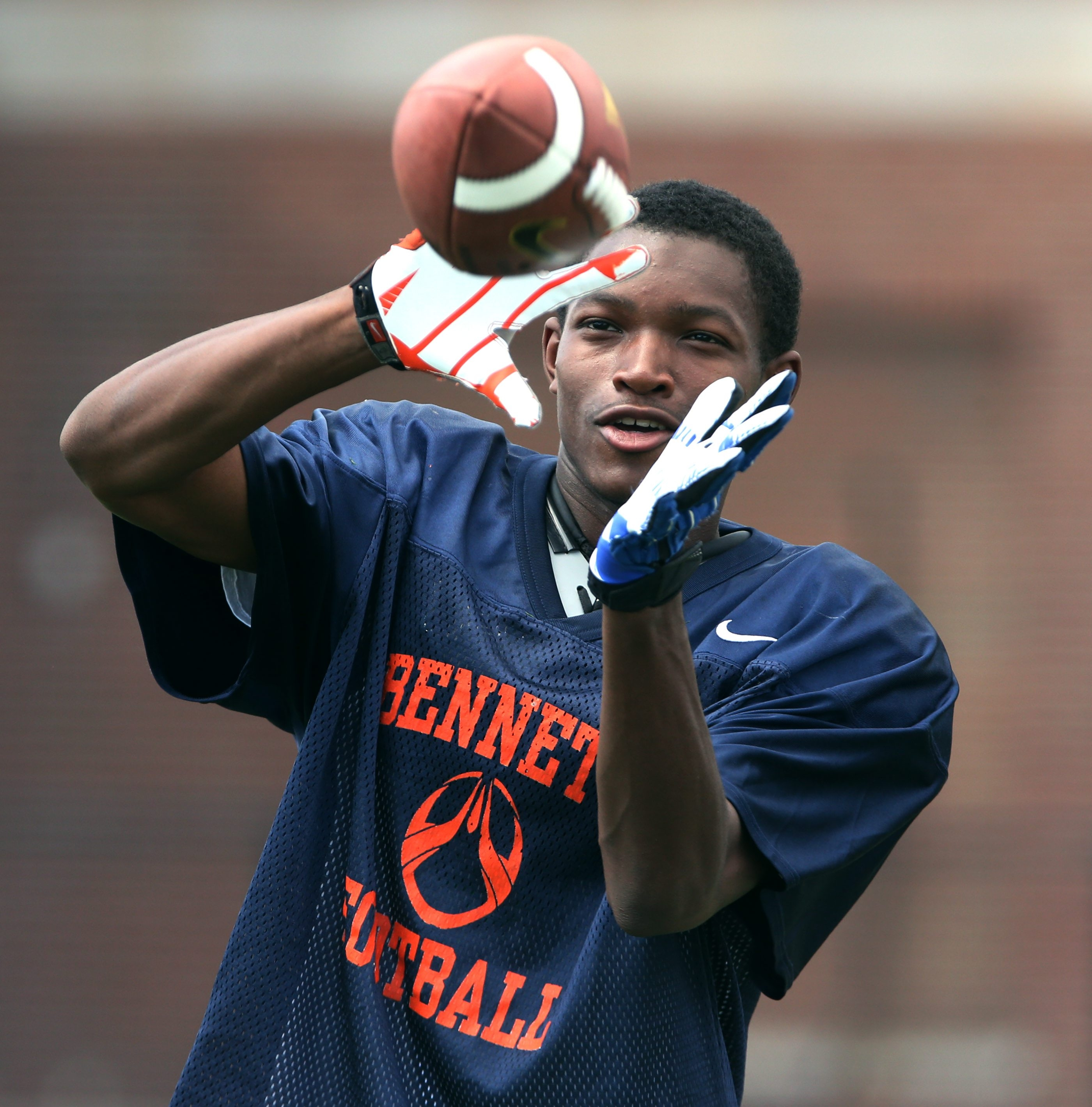 Alexander Lofton is one of the components in a speedy and talented Bennett backfield.