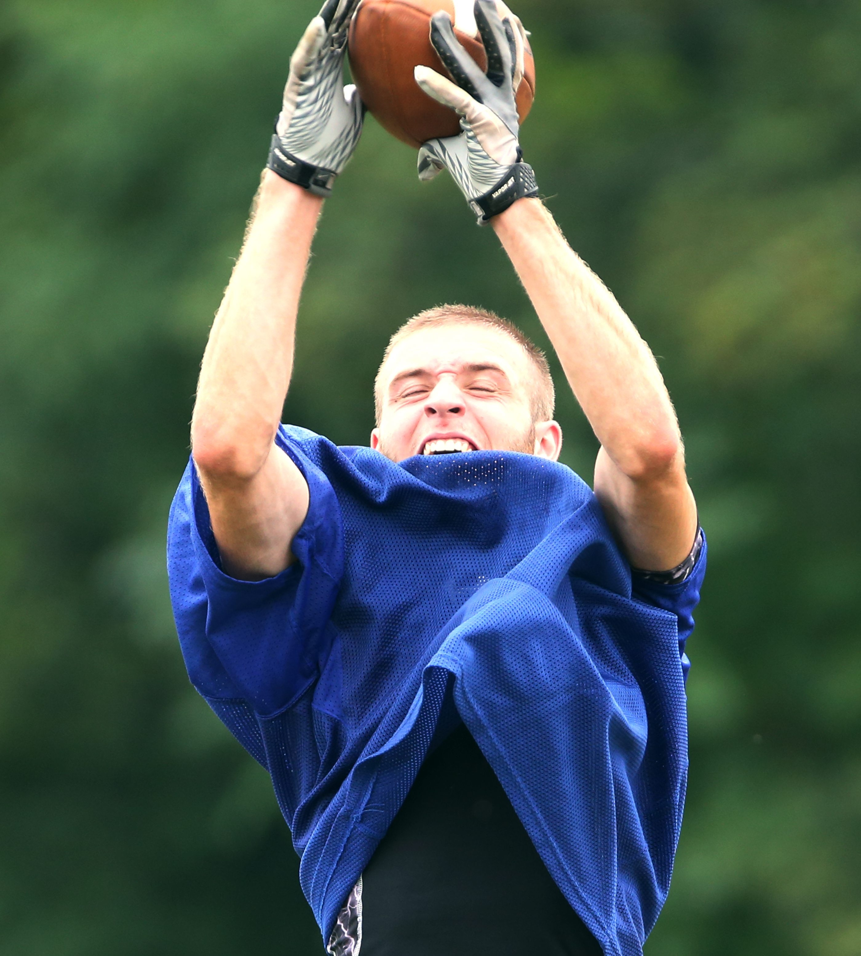Kilian Abers is among the Pine Valley players to find a home with Gowanda.