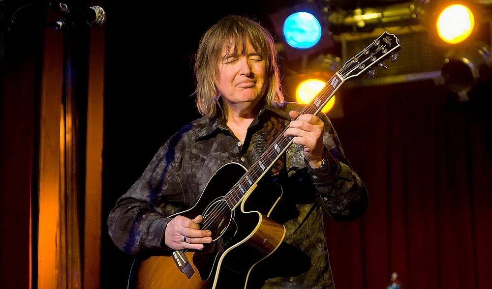 Kim Simmonds and Savoy Brown perform Friday in the Sportsmen's Tavern.