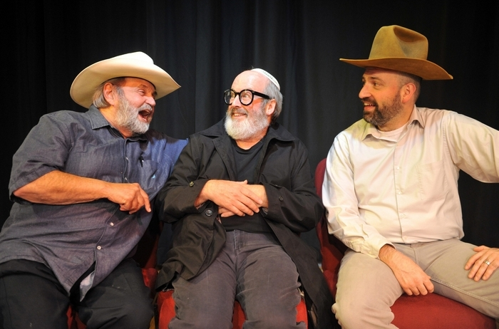 "The Jewish Repertory Theatre present ""Old Jews Telling Jokes"" through Nov. 16."