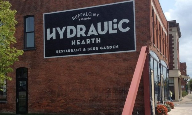 The Hydraulic Hearth's opening headlines this week's version of restaurant notes.