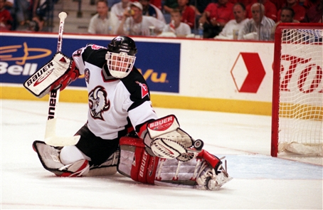 Dominik Hasek through the years