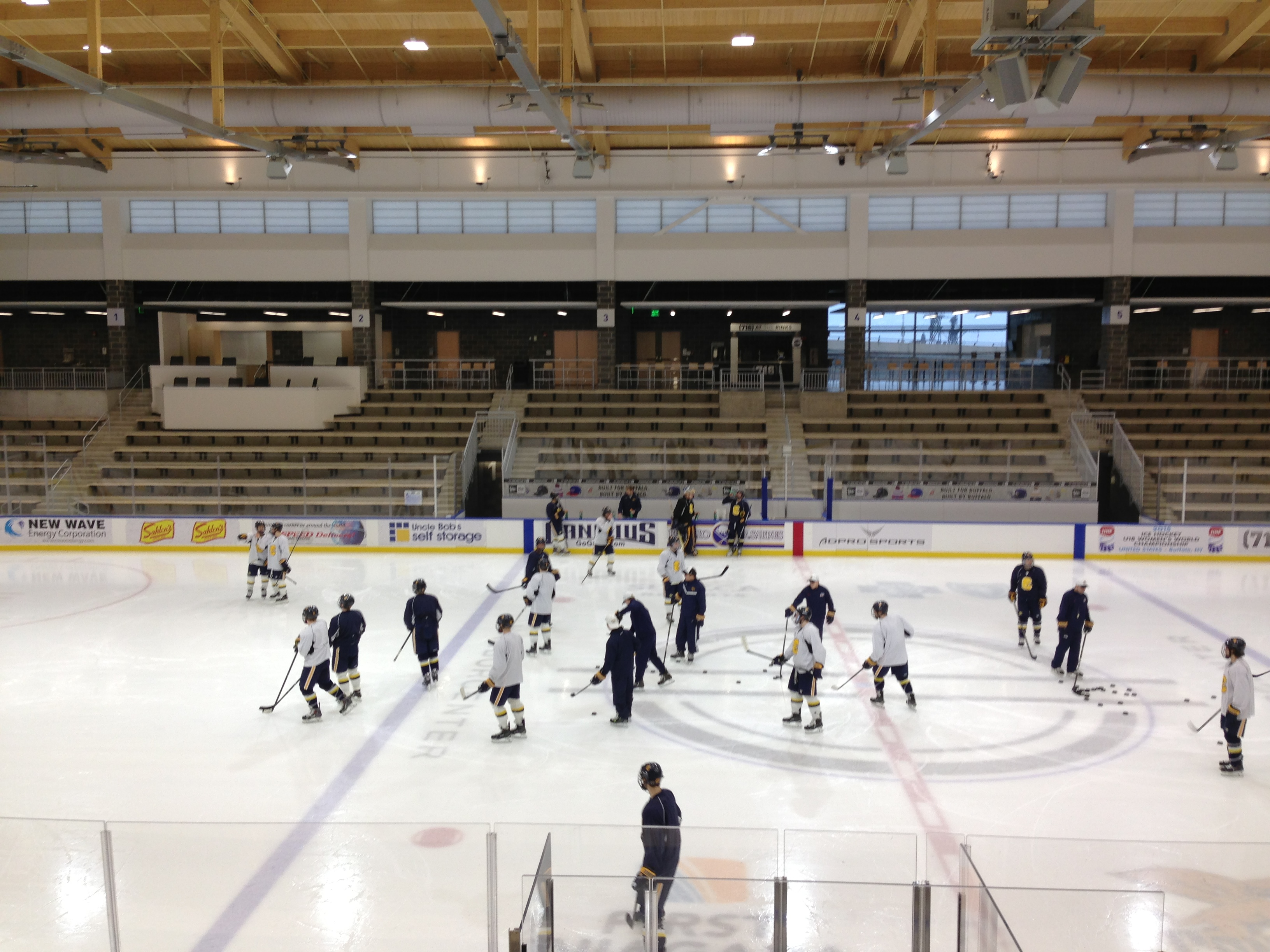 Canisius and Niagara will be able to award 18 hockey scholarships by 2021.