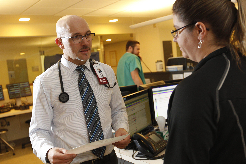 New chief medical officer at Millard Fillmore Suburban undergoes – Chief Medical Officer Job Description