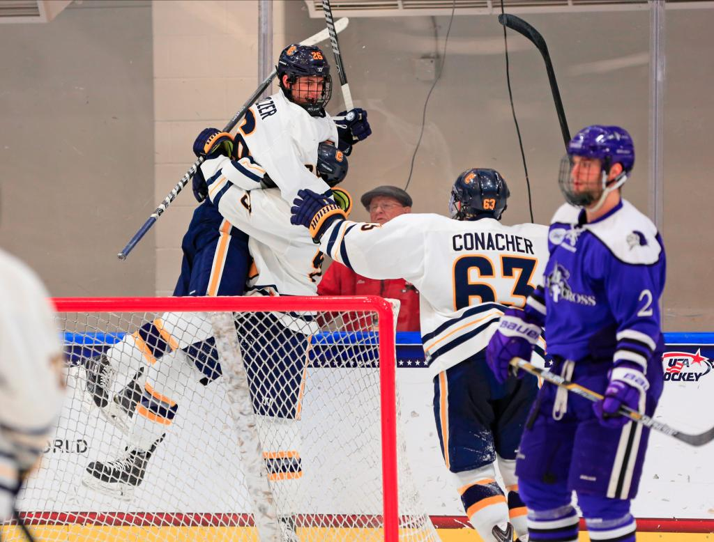 Ryan Schmelzer has been part of building the culture at Canisius. (Buffalo News file photo)