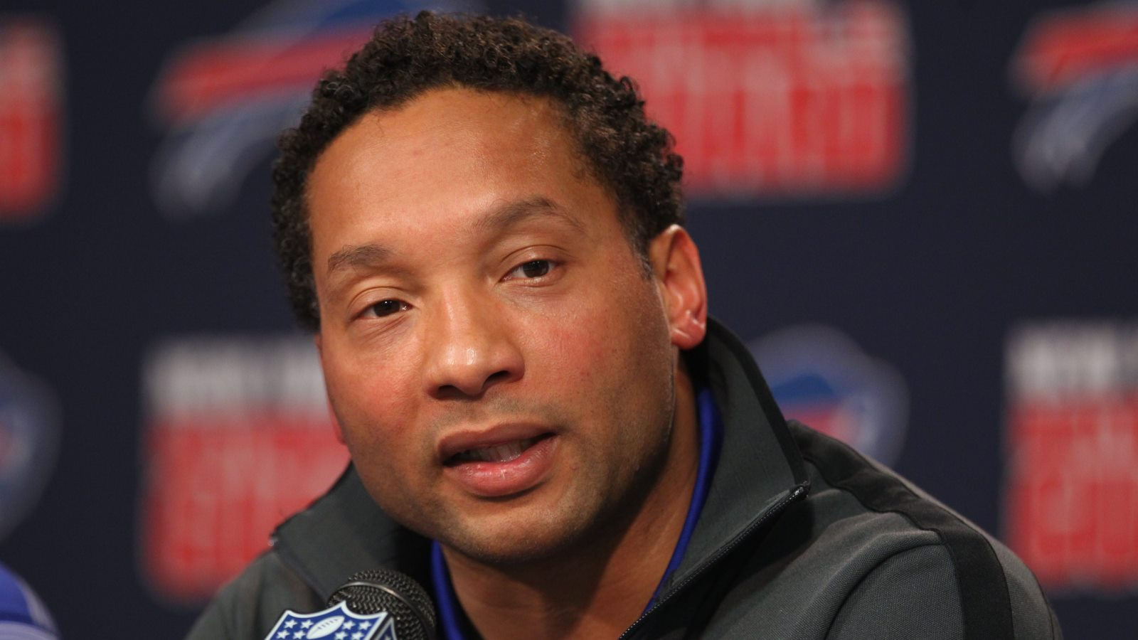 Former Bills GM Doug Whaley. (Mark Mulville/Buffalo News)