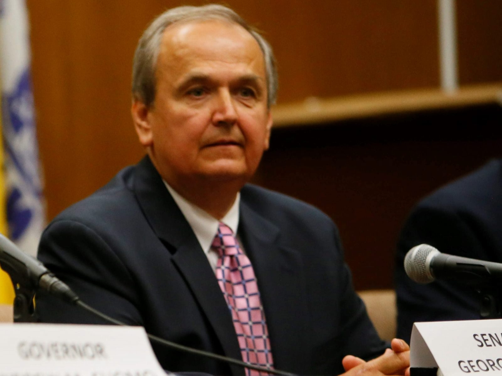 Former State Sen. George D. Maziarz is a target of federal investigation.