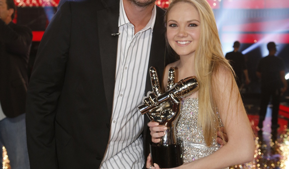 "Danielle Bradbery won ""The Voice"" in 2013. (NBC)"