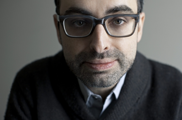 Author Gary Shteyngart speaks at 8 p.m. Friday in the Albright-Knox Art Gallery.
