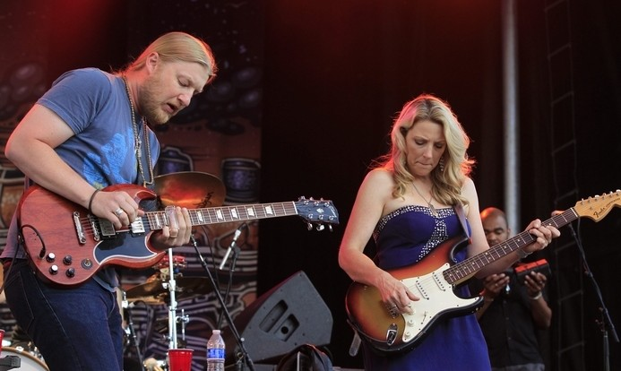 derek trucks tour