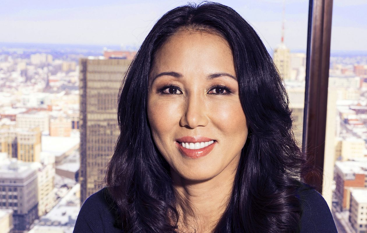 Buffalo Bills co-owner Kim Pegula was a panelist at the MIT Sports Analytics Conference. (News file photo)