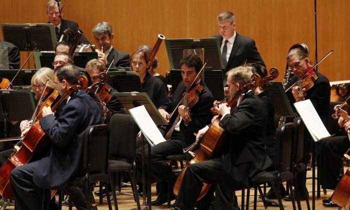 The Buffalo Philharmonic Orchestra. (Sharon Cantillon/Buffalo News file photo)