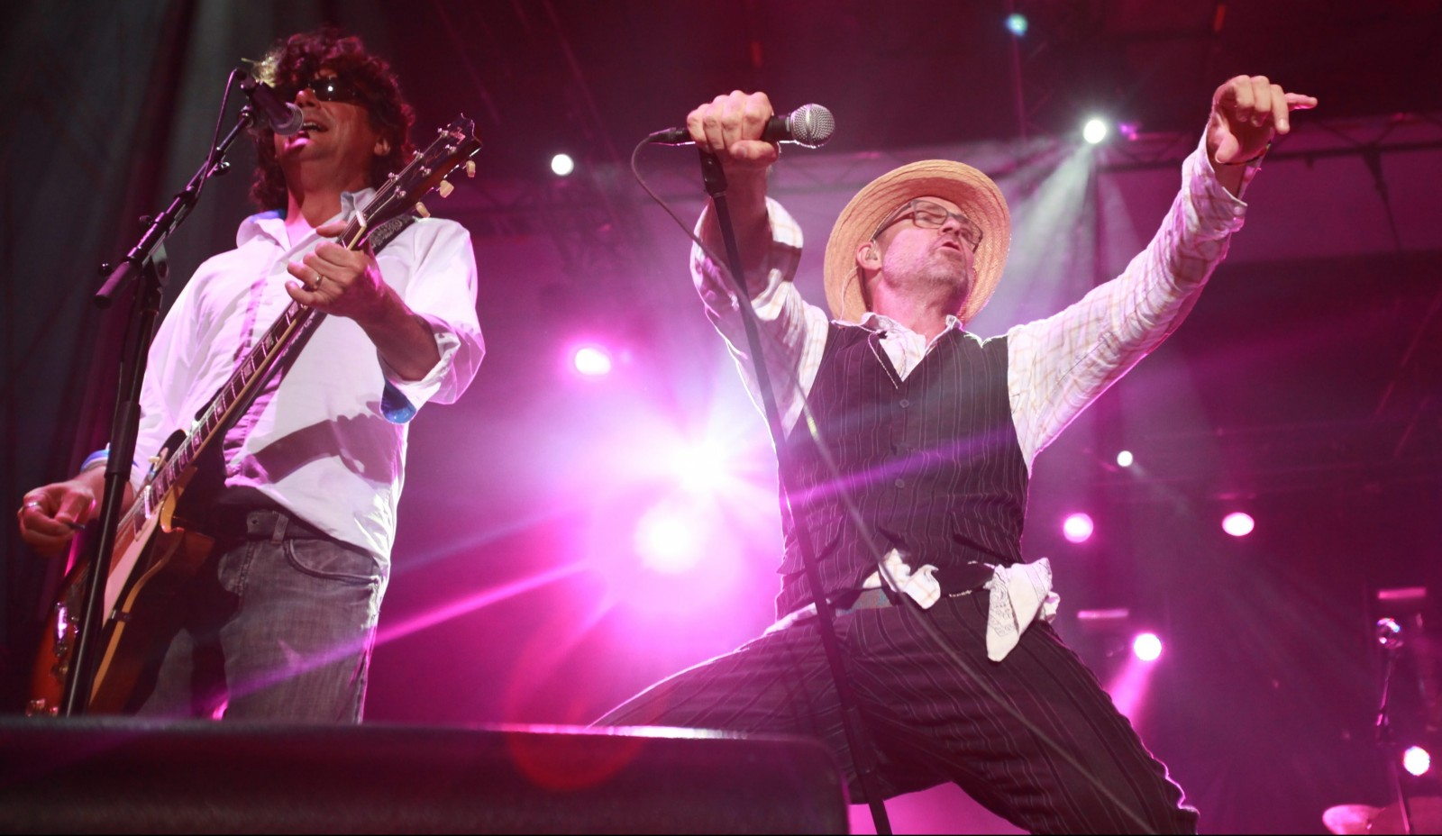 The Tragically Hip has released one track from their new album, which will be released June 7.