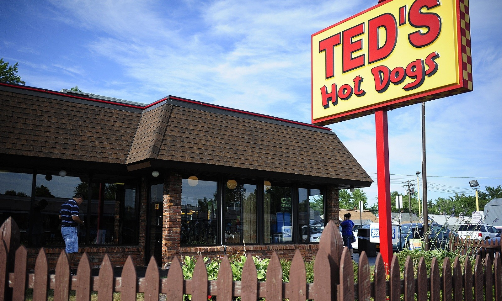 Ted's Hot Dogs gets more national love, this time from USA Today. (Buffalo News file photo)