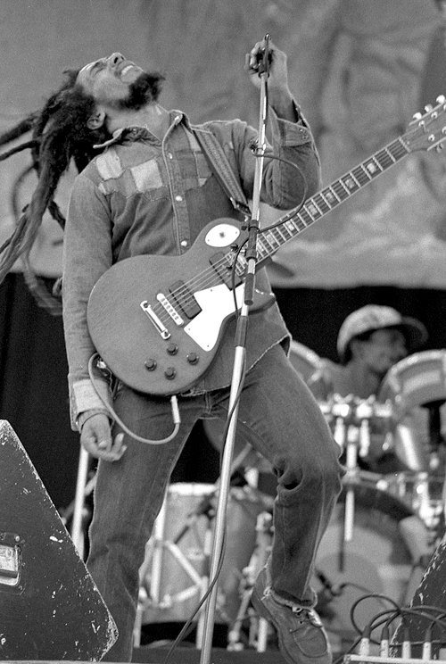 Springtime is a great time to listen to the reggae sounds of the legendary Bob Marley & the Wailers.