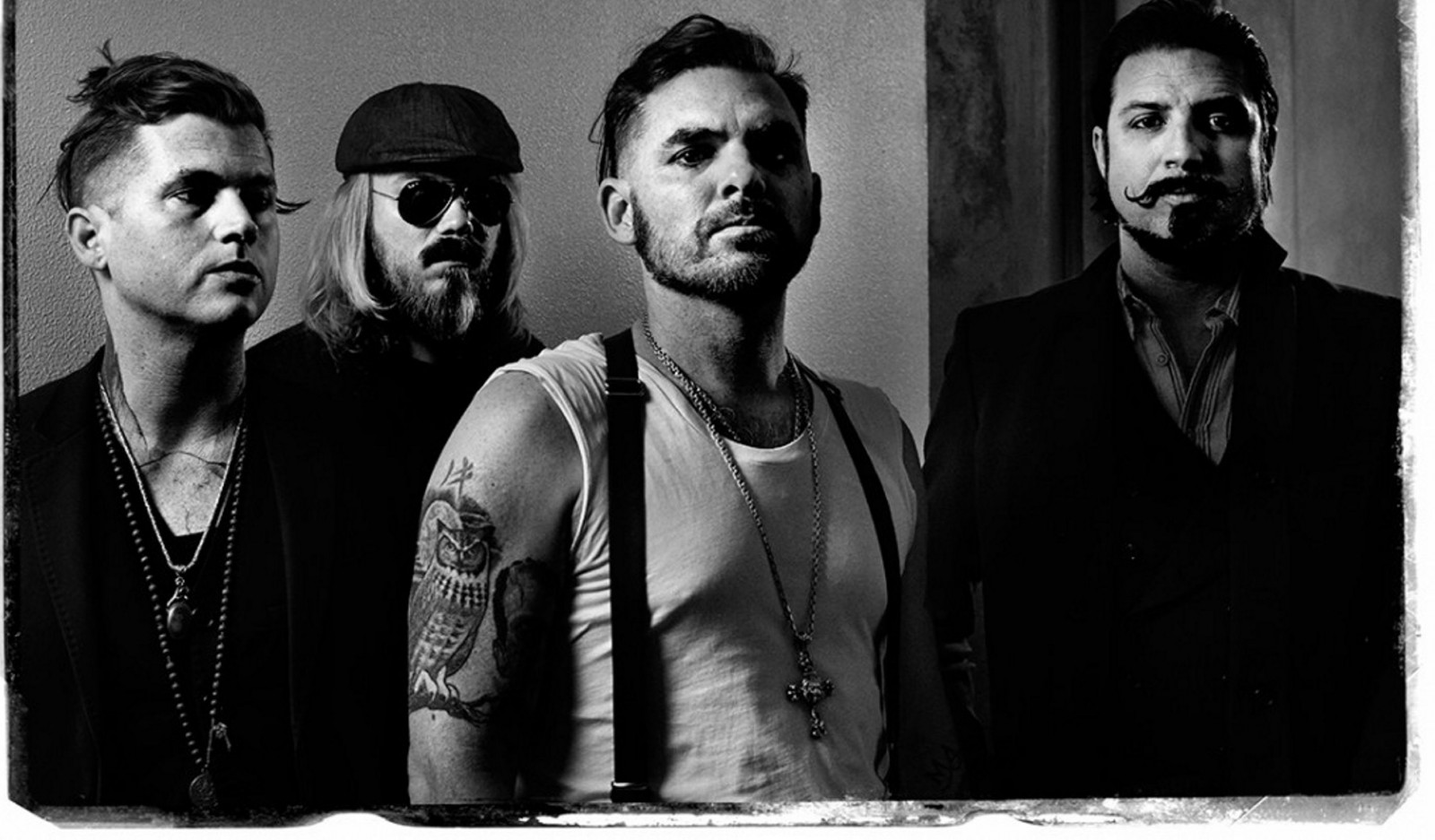 Rival Sons will play at Town Ballroom.