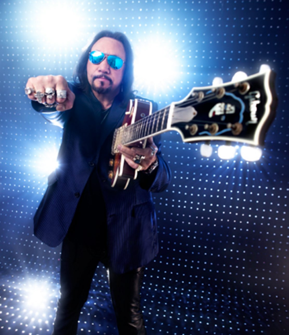 Ace Frehley will play UB's Center for the Arts on Sept. 21.