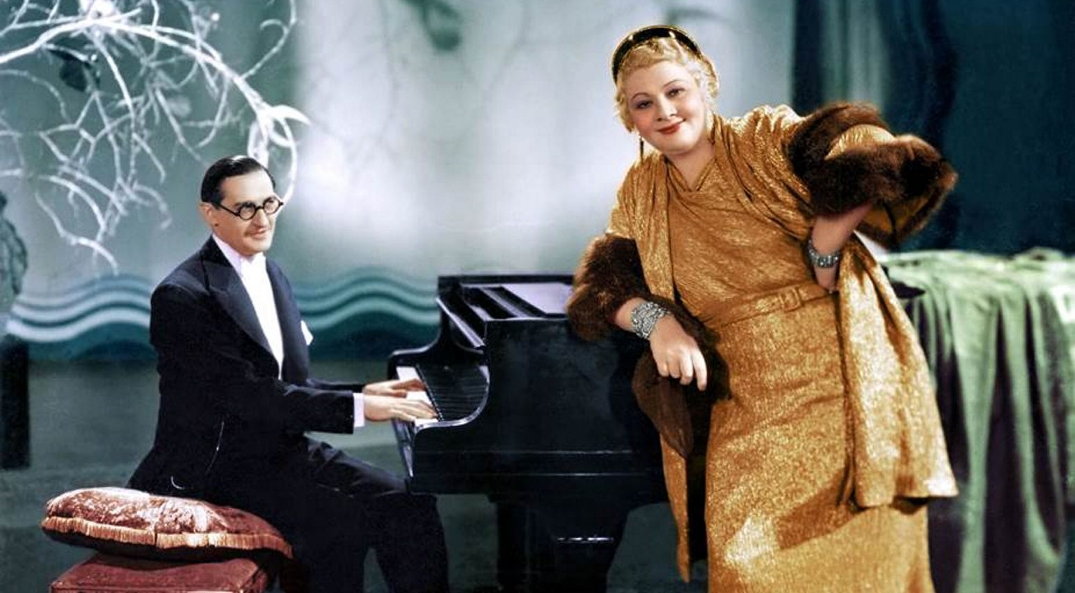 """The Outrageous Sophie Tucker"" screens Tuesday and June 1 as part of the Buffalo International Jewish Film Festival."