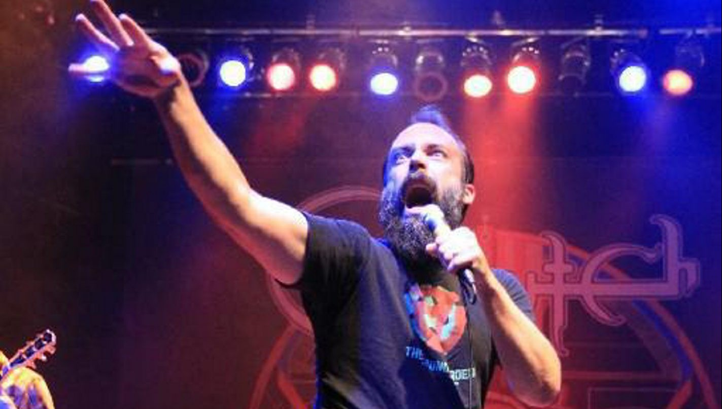 """Clutch, with Neil Fallon, joins Mastodon as part of the """"Missing Link Tour"""" Wednesday in the Rapids Theatre."""