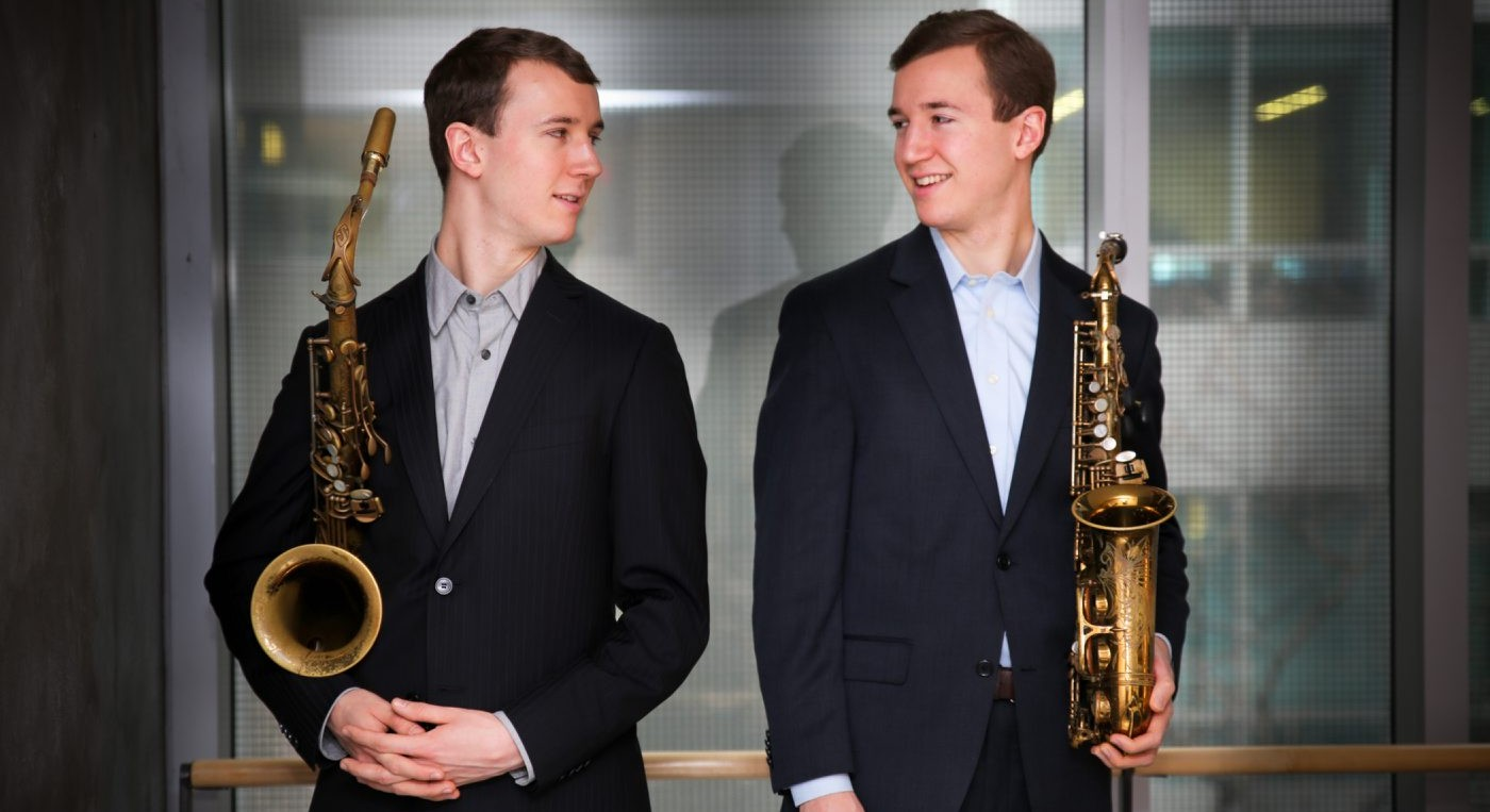 Peter and Will Anderson will perform Tuesday in MusicalFare Theatre's Premier Center Cabaret.