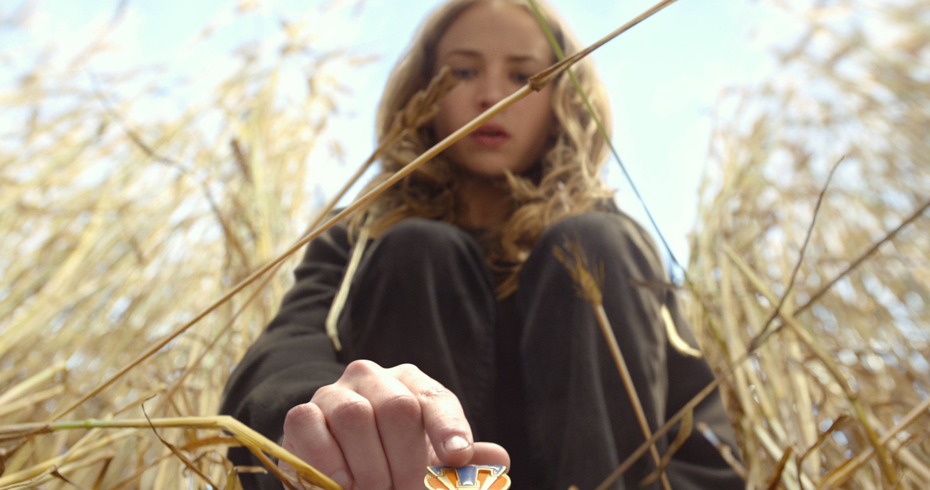 "Britt Robertson stars in Disney's ""Tomorrowland."""
