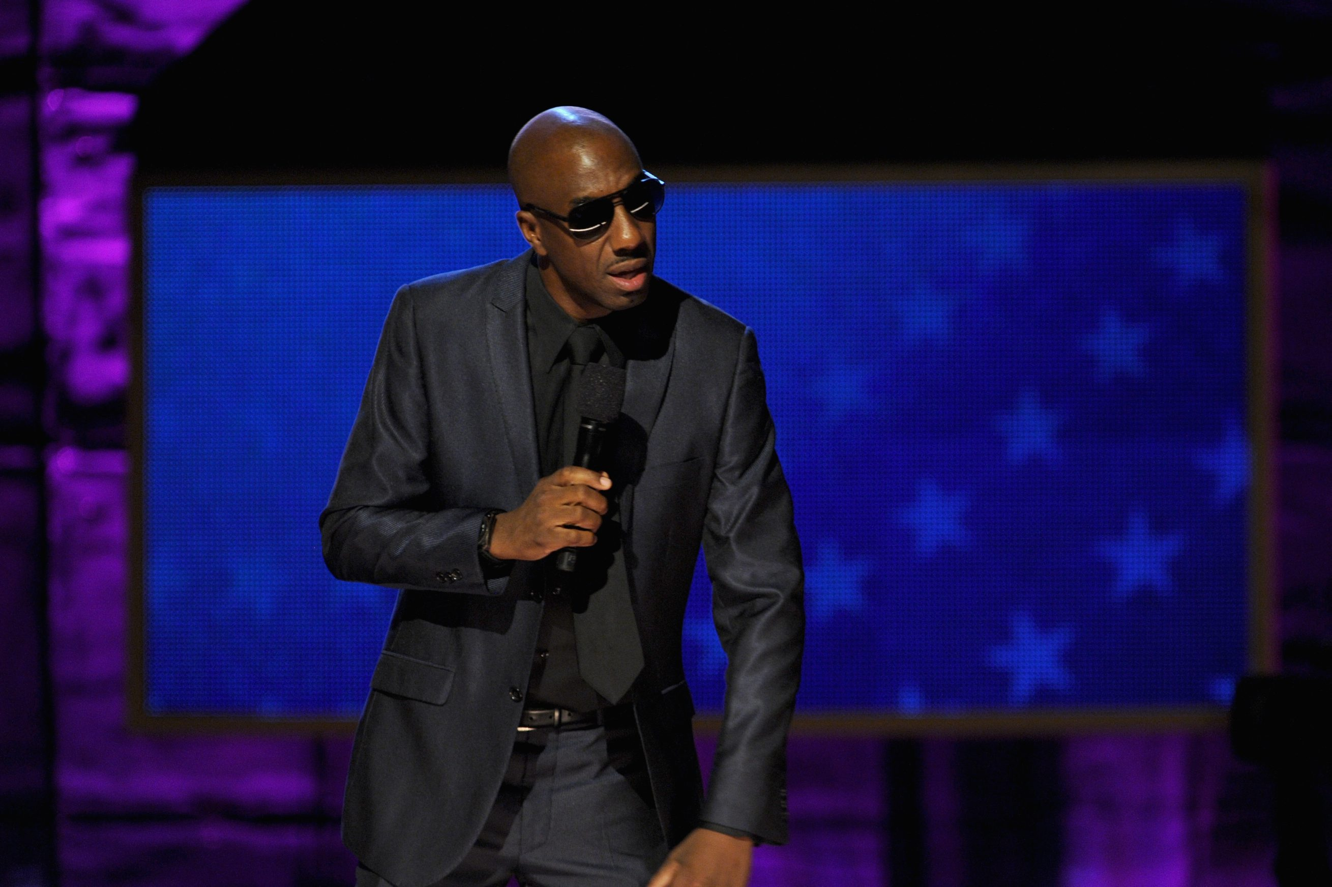 J.B. Smoove performs at Helium Comedy Club through Sunday. (File photo/Getty Images)