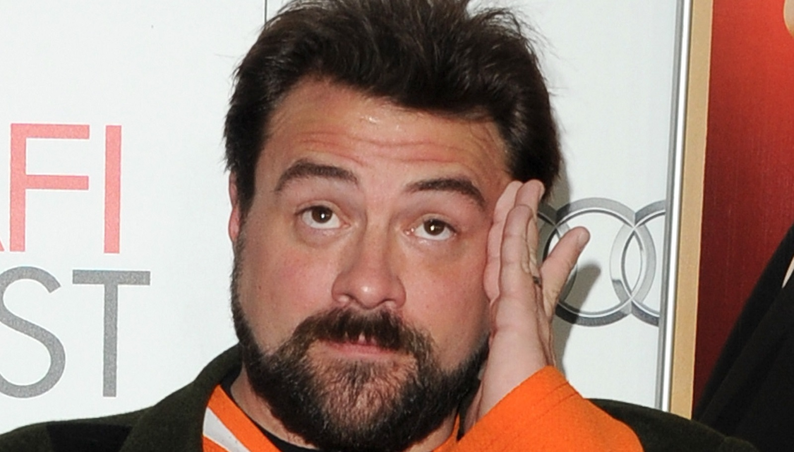 'Clerks' star Kevin Smith sold out all four Buffalo shows. (Getty Images)
