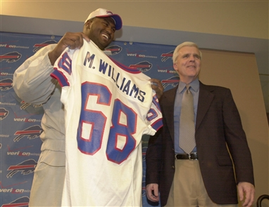 Buffalo Bills' all-time 10 worst draft picks