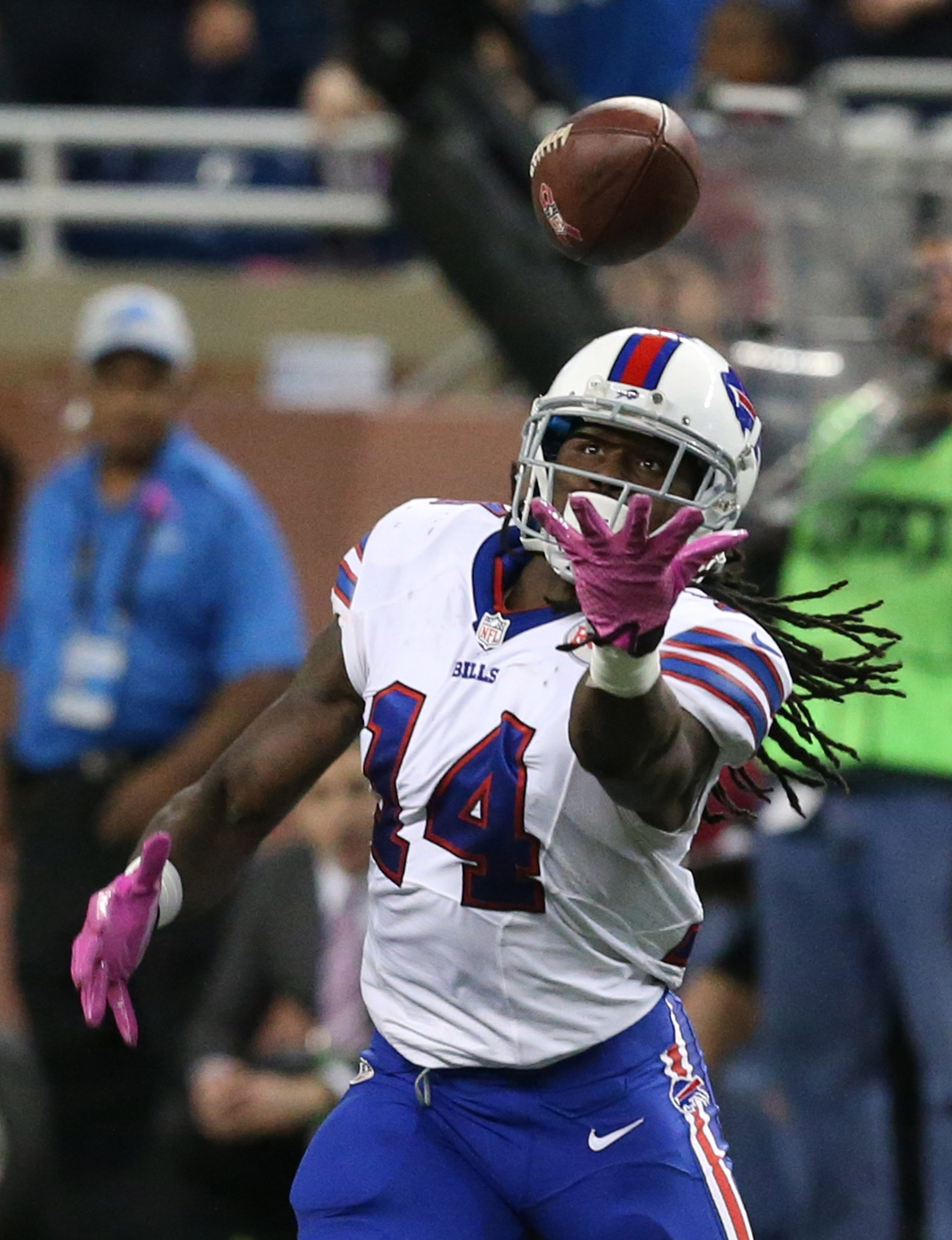 Bills wide receiver Sammy Watkins  has a chance to become one of the top receivers in the league, according to assistant coach Sanjay Lal.