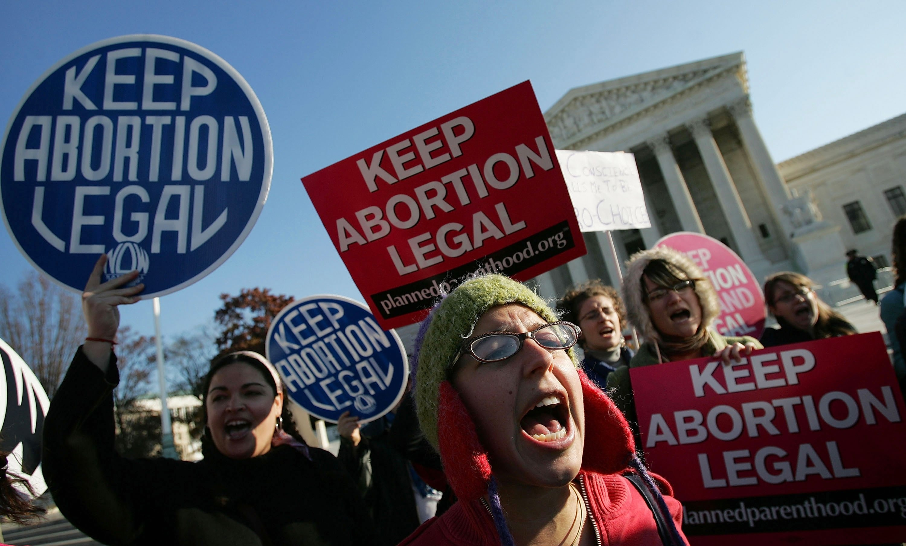 """Millennials and Latinos, who know nothing of the culture wars, are poised to play a huge role in politics in coming years. Some believe the """"us versus them"""" mentality of the abortion debate of the 1970s will fade as both sides seek resolution."""