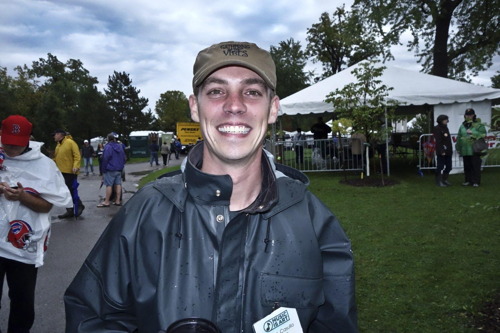 Ryan J. Casullo, 34, died Saturday.