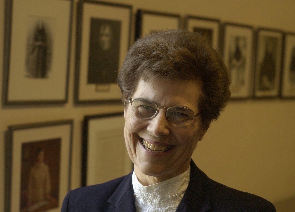 Sister Denise Roche will retire on July 1, 2016.