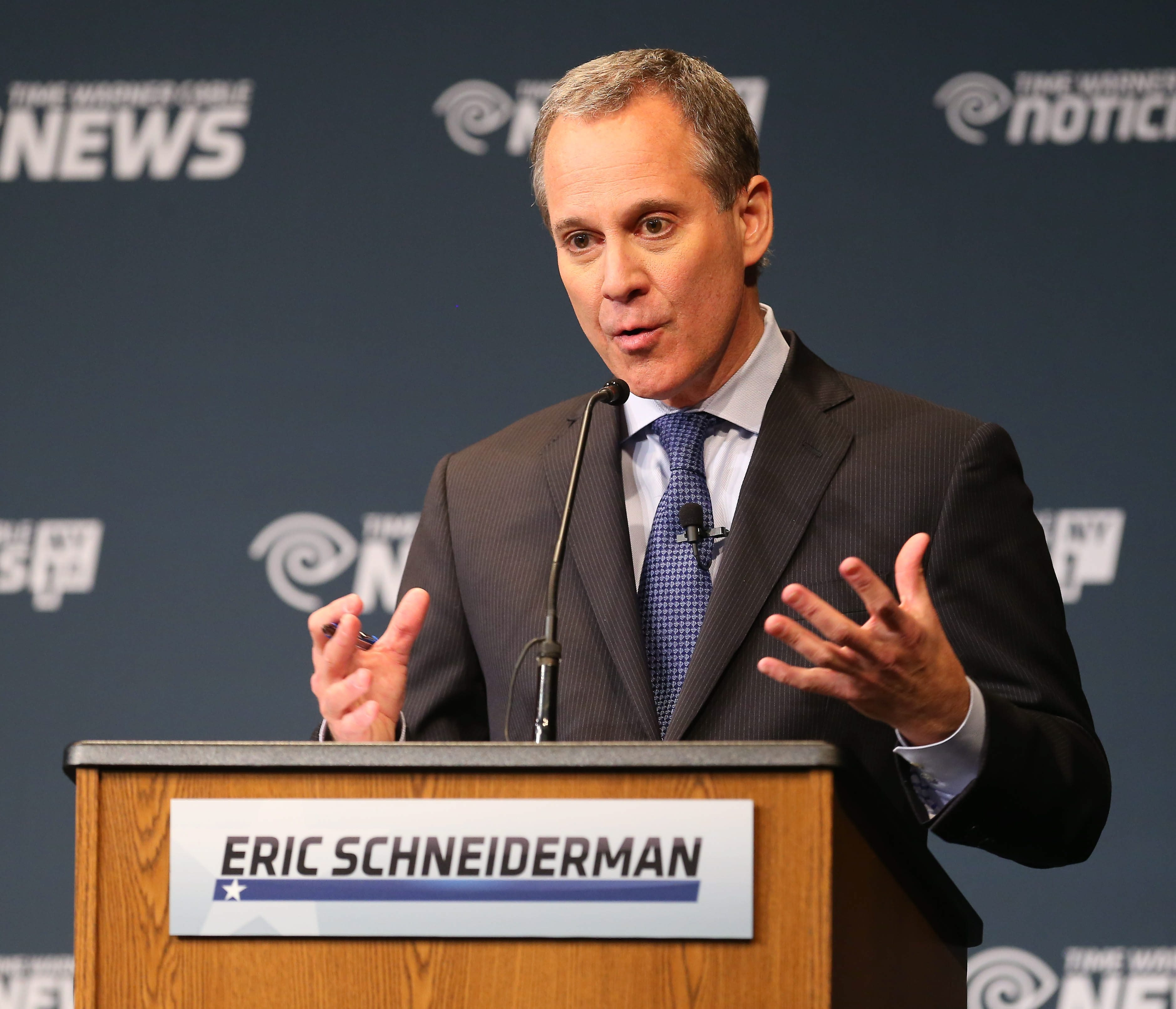 State Attorney General Eric T. Schneiderman responds to complaints on member costs.
