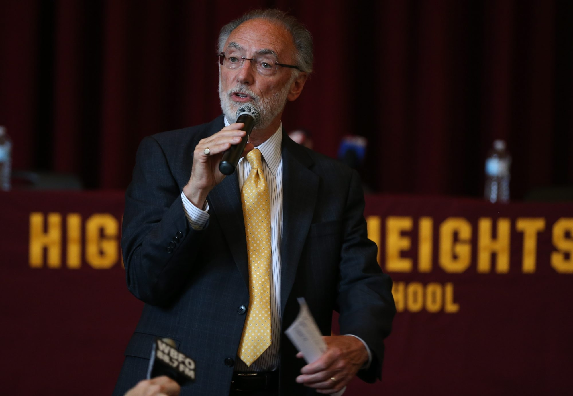 With the departure of Interim Superintendent Donald A. Ogilvie just weeks away, the Buffalo School Board must move quickly to set up the process that will identify his successor.
