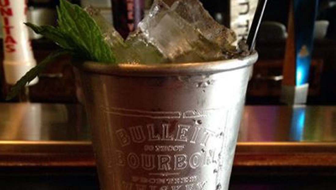 Gordon's on Delaware is one of the local bars that will have a julep-centric party.