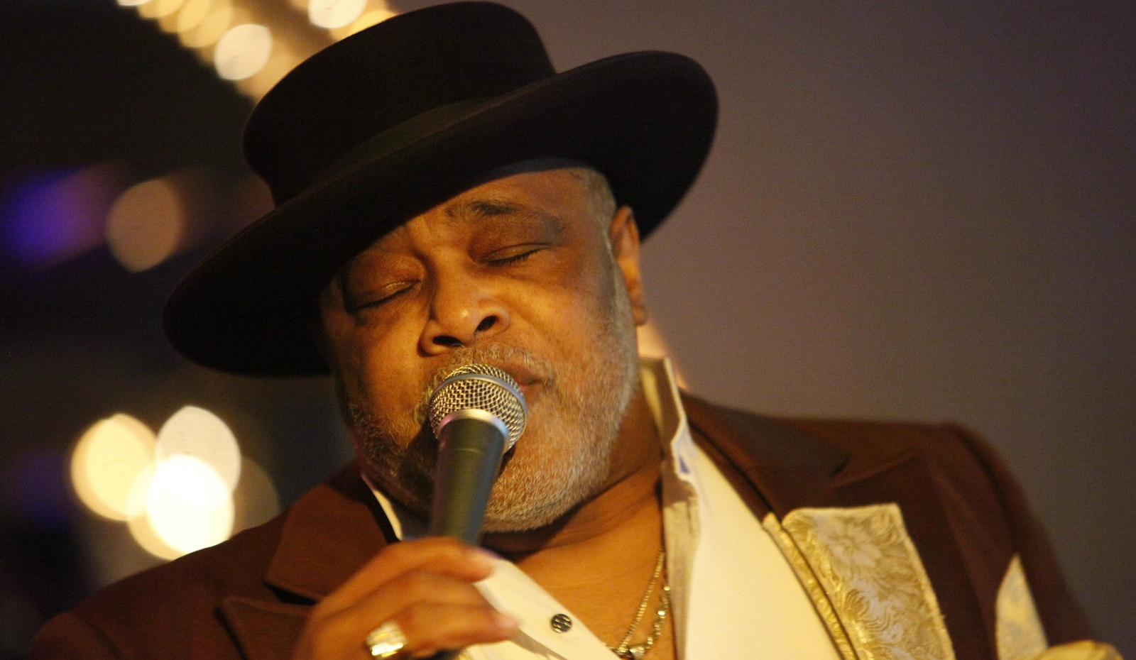 The documentary 'Diamond in the Buffalo' is a heartfelt love letter to singer Lance Diamond. (Derek Gee/Buffalo News file photo)