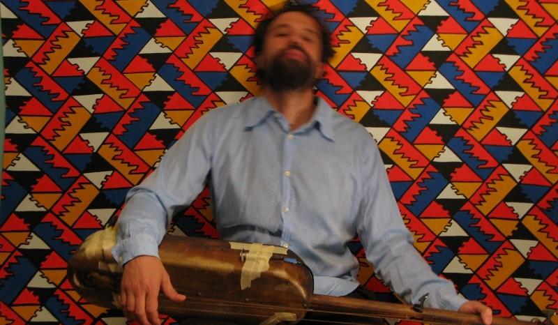 Joshua Abrams performs as Natural  Information Society.