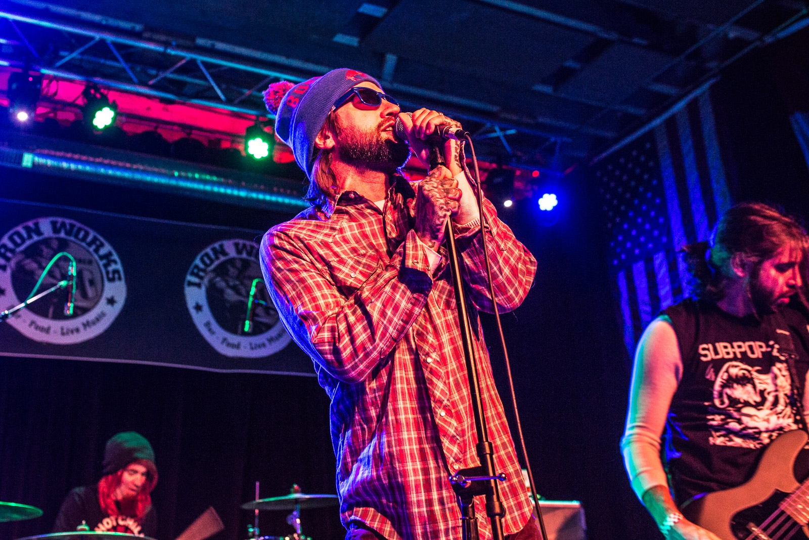 Keith Buckley and Soul Patch will perform at the Tralf Music Hall before heading to Expo Market for an after-party. (Chuck Alaimo/Special to the News)