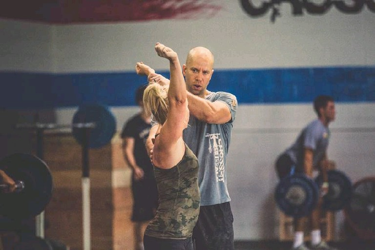 CrossFit Buffalo co-owner David Rice plans to do The Murph Challenge Sunday night after a showing of 'Lone Survivor.'