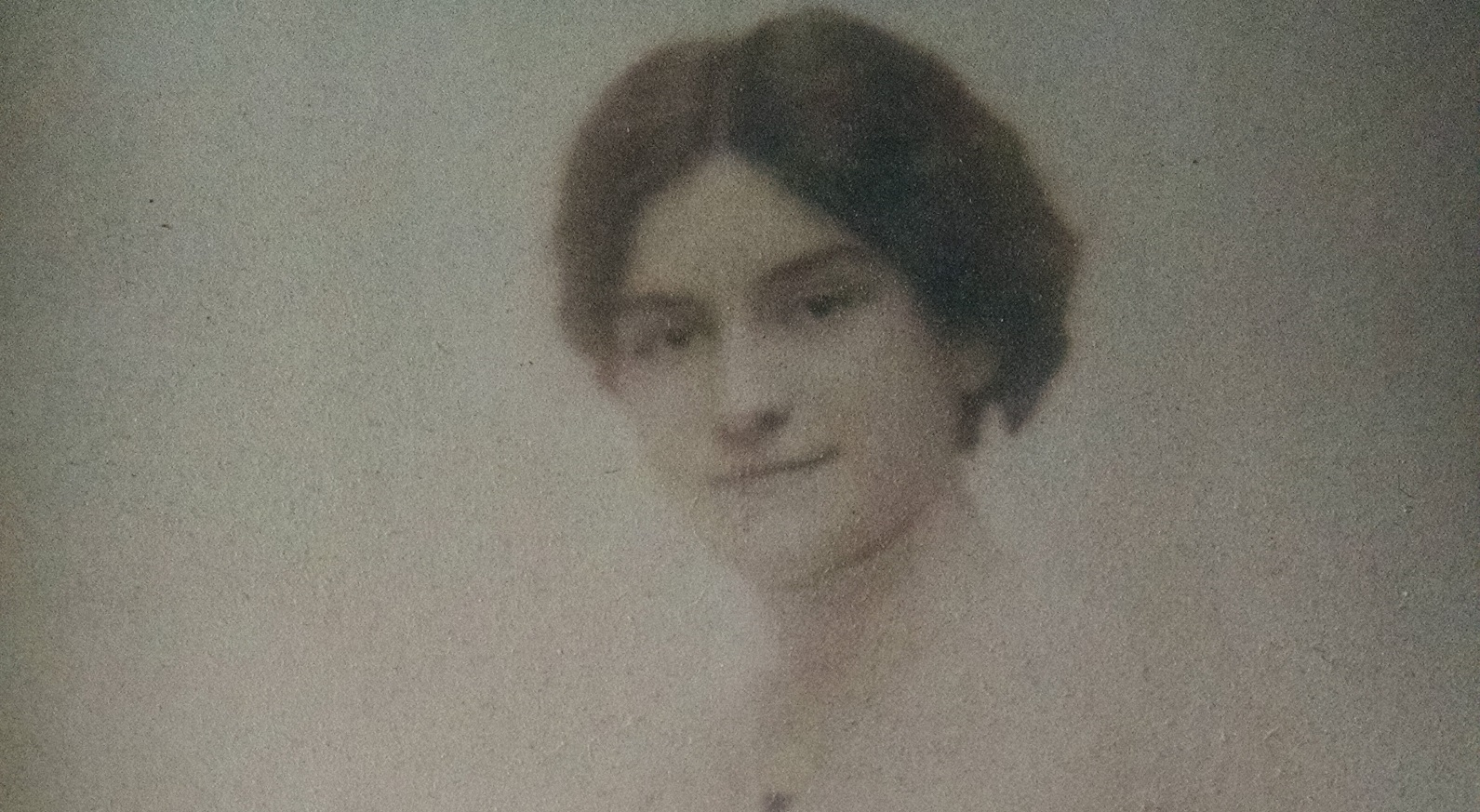 A picture of Mary Kunz Goldman's late grandmother, Rose Ernst Kunz.