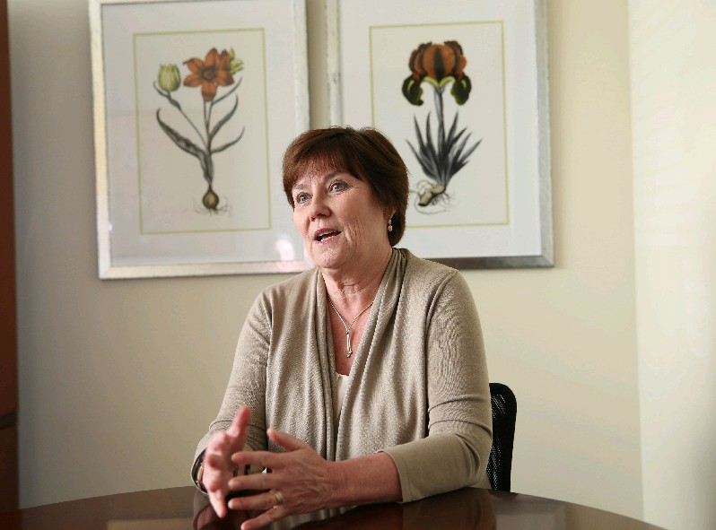 Nora McGuire of Independent Health says that we owe it to ourselves, and our health, to understand the Affordable Care Act. (Sharon Cantillon/Buffalo News)