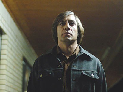 Javier Bardem stars in 'No Country for Old Men.'