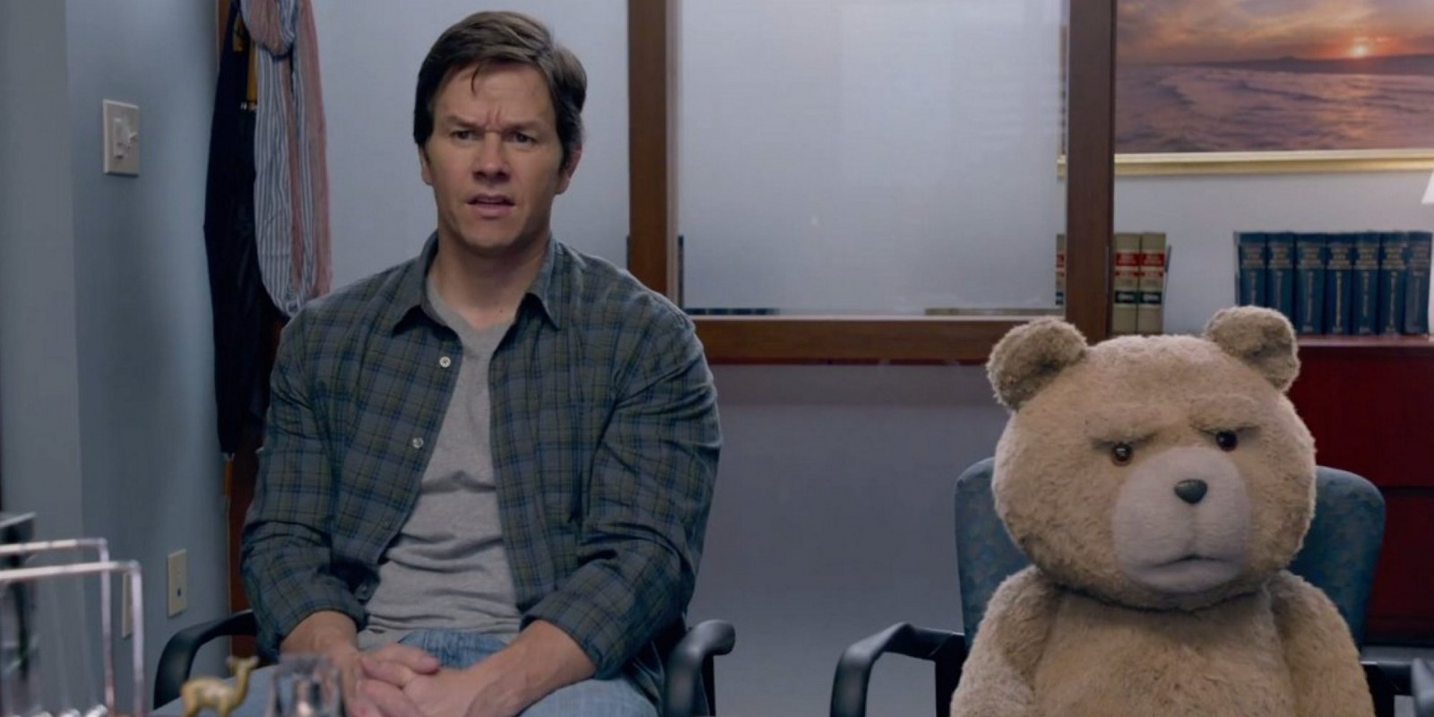 'Ted 2' is a hysterical sequel featuring an enabling Teddy Bear.