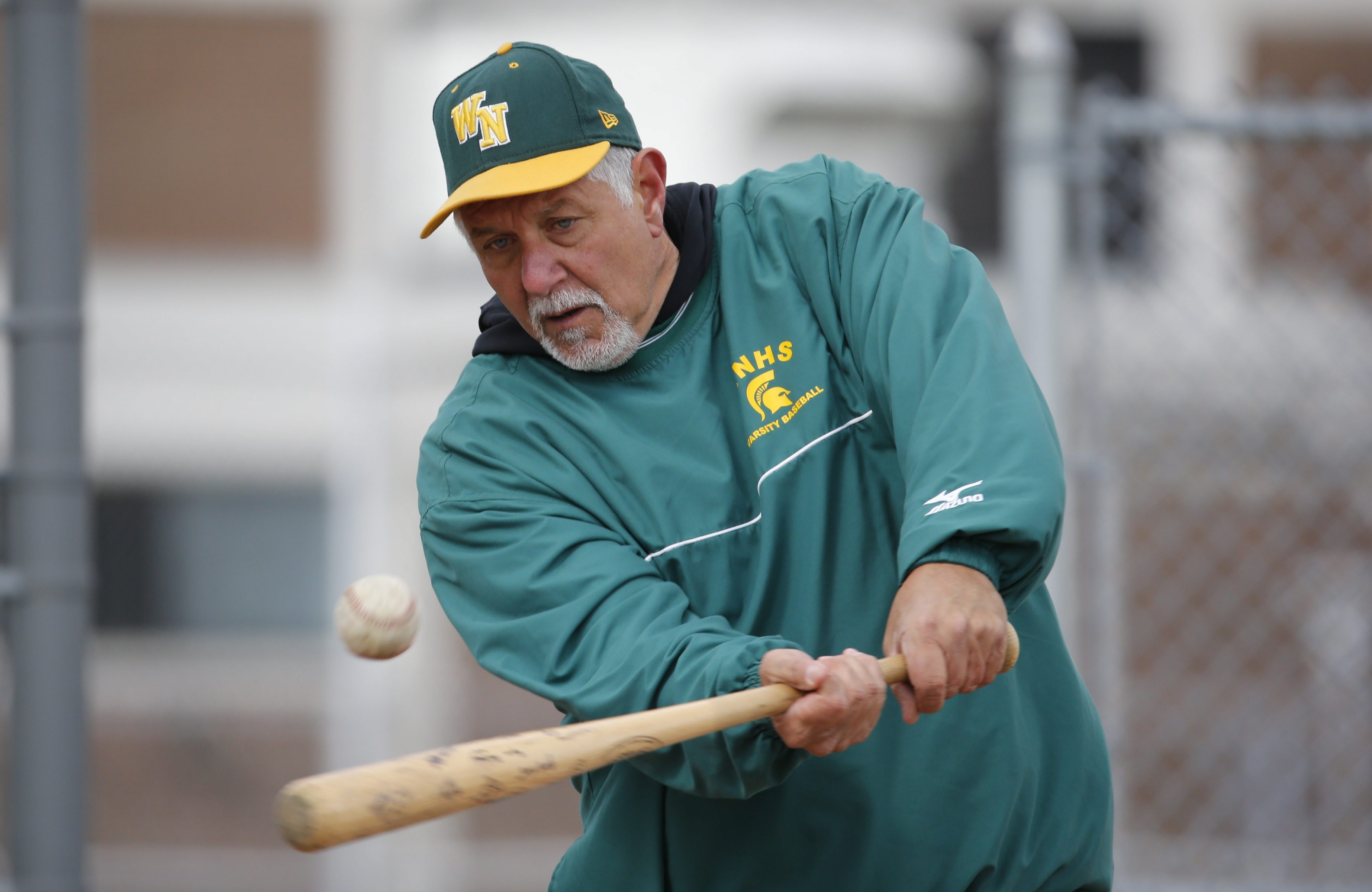 Williamsville North coach Jerry Scarcella played with teams in the Cheektowaga Classic and Muny AAA after moving to the area.