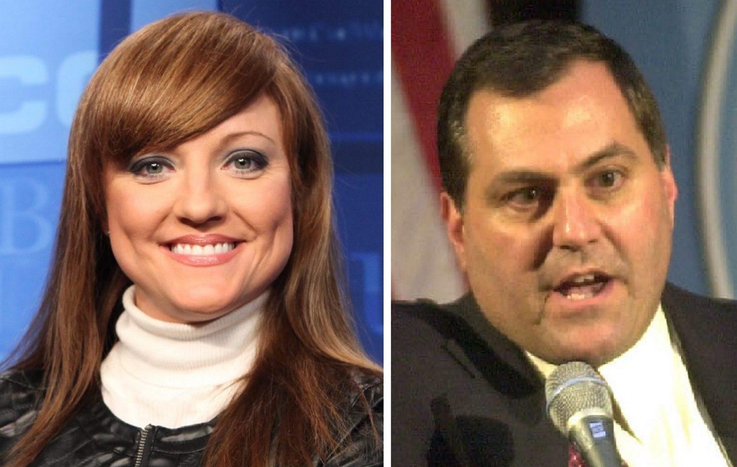 Kristy L. Mazurek is treasurer of Steve Pigeon's PAC.